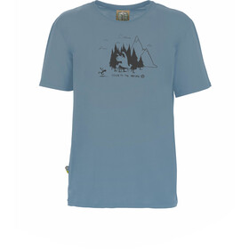 E9 Living Forest T-Shirt Uomo, dust